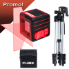 ADA CUBE PROFESSIONAL EDITION Nivela laser cu linii (20 m) + Stativ