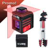 ADA CUBE 360 PROFESSIONAL EDITION Nivela laser cu linii (20/70 m) + Stativ