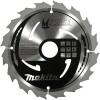 MAKITA  Disc MFORCE 190x30x12T lemn, GROSIER