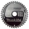 MAKITA  Disc MAKFORCE 190x30x40T lemn medie/fina