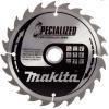 MAKITA  Disc circular lemn 165x20x24T