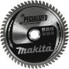 MAKITA  Panza circular 165x20x56 TH aluminiu taieri unghi