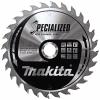 MAKITA  Disc circular lemn 165x20x28T