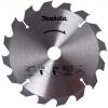 MAKITA  Disc circular lemn 185x30x16T
