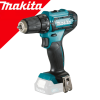 MAKITA DF333DZ Masina de gaurit si insurubat Li-Ion, 12V, 30Nm, fara acumulator in set (SOLO)