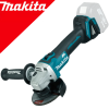 MAKITA DGA456Z Polizor unghiular brushless, Li-Ion, 18V fara acumulator in set (SOLO)