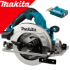 MAKITA DHS783ZU Ferastrau circular brushless si wireless, Li-Ion, 2x18V LXT, fara acumulator in set (SOLO)