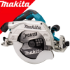 MAKITA DHS900Z Ferastrau circular brushless si wireless, Li-Ion, 2x18V LXT, fara acumulator in set (SOLO)