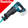 MAKITA DJR187Z Ferastrau alternativ brushless, Li-Ion, 18V fara acumulator in set (SOLO)