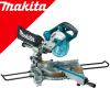 MAKITA DLS714Z Ferastrau stationar Li-Ion, 2x18V fara acumulator in set (SOLO)