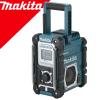 MAKITA DMR108 Boxa bluetooth compatibila cu acu Li-Ion 10,8V CXT, 14.4V LXT si 18V LXT si Tip G, fara acumulator in set (SOLO)