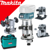 MAKITA DRT50ZX3 Masina de frezat brushless, Li-Ion, 18V, fara acumulator in set (SOLO)