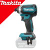 MAKITA DTD153Z Masina de insurubat cu impact brushless Li-Ion 18V, 170Nm, fara acumulator in set (SOLO)