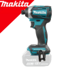 MAKITA DTD154Z Masina de insurubat cu impact brushless Li-Ion 18V, 175Nm, fara acumulator in set (SOLO)