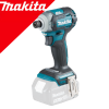 MAKITA DTD170Z Masina de insurubat cu impact brushless Li-Ion 18V, 170Nm, fara acumulator in set (SOLO)