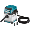 MAKITA DVC154LZ Aspirator wireless Li-Ion, 2x18 V fara acumulator in set (SOLO)