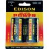 CROMWELL  Baterii alcaline D ALKALINE BATTERIES (Set de 2)