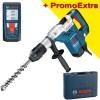 BOSCH GBH 5-40 DCE Ciocan rotopercutor SDS-max 1150 W, 8.8 J + GLM 50 Telemetru cu laser