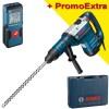 BOSCH GBH 8-45 DV Ciocan rotopercutor SDS-max 1500 W, 12.5 J + GLM 30 Telemetru cu laser