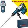 BOSCH GBH 8-45 DV Ciocan rotopercutor SDS-max 1500 W, 11 J + GMS 120 Detector de metale