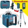 BOSCH GRL 300 HV SET Nivela laser rotativa (300 m) + BT 160 Trepied