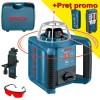 BOSCH GRL 300 HV SET Nivela laser rotativa (300 m)