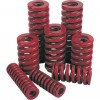 CROMWELL  Arc de matrita pentru greutate mare codate rosu HLR-40x127 RED DIE SPRING - HEAVY LOAD