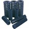 CROMWELL  Arc de matrita pentru greutate medie codate albastru MLB-50x76 BLUE DIE SPRING - MEDIUM LOAD