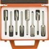 CROMWELL  Set 8 freze carbid cu 9 taieturi cu tija de 6 mm KENNEDY