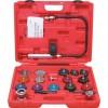 CROMWELL  Tester de presiune - Aparat de Testare a Sistemului de Racire prin Capacul Radiatorului COOLING SYSTEM & RADIATOR PRESSURE TESTER