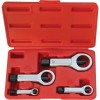 CROMWELL  Taietor de piulite - Set 9-27 mm STEEL NUT SPLITTERS (Set de 4)