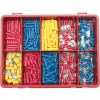 CROMWELL  Set conectori TERMINALS/SPADES/BULLETSRED/BLUE/YLW KIT 300 piese
