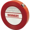 CROMWELL  Rola de banda de otel pentu senzor 0.10 mm x 12.7 mm FEELER STOCK 7.6M COIL