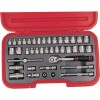 CROMWELL  Set 40 piece metric si inch 3/8