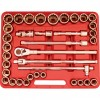 CROMWELL  Set 36 Piece metrice si inch 3/4