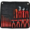 CROMWELL  Set scule VDE sub tensiune - 17 piese LIVE LINE VDE TOOLKIT 17 piese