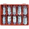 CROMWELL  Cutie de Elemente de asamblare - saibe aparatoare WASHERS STEEL REPAIR BZPKIT