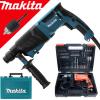 MAKITA HR2630X7 Ciocan rotopercutor SDS-plus 800W, 2.4J + Mandrina cu adaptor + MT817X100 Masina de gaurit cu percutie 430 W