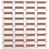 CROMWELL  Panel din otel pentru cutii, ianltime 914 mm, latime 436 mm