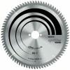 BOSCH  Disc optiline Wood 254x30x80T (FOARTE FIN)