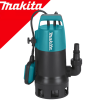 MAKITA PF1010 Pompa submersibila apa semi-murdara, 14400 l/h, 1110W