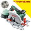 BOSCH PKS 55 A Ferastrau circular 1200 W + Disc Extra