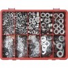 CROMWELL  Set piulite si saibi din inox A2 METRIC NUT AND WASHER KITA2 AVG-890PC