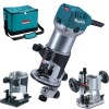 MAKITA RT0700CX2 Freza multifunctionala 710 W