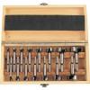 CROMWELL  Burghie Forstner - Seturi 15 piese FORSTNER BIT SET 10-50 mm