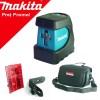 MAKITA SK102Z Nivela laser 15 m (30 m cu receptor)