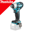 MAKITA TW160DZ Masina de insurubat cu impact brushless, Li-Ion, 12V, 160Nm, fara acumulator in set (SOLO)