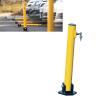 CROMWELL  Blocator loc de parcare galben, cu cheie, 60x625 mm