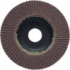 CROMWELL  Disc lamelar - Clasa oxid de aluminiu Suport din fibra de sticla 125x22 mm F/GLASS AL/OX FLAP DISC P120