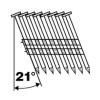 BOSCH  Set 2500 cuie netede, rotunde 90x3.1 mm pentru GSN 90-21 RK